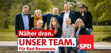 SPD Bad Bevensen Kandidaten Stadtrat 2021
